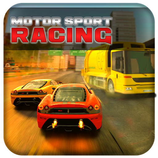 Mini Car Racing; Motor Racer 2D ()