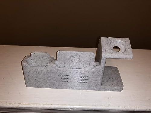 Amazon Com Iphone X Apple Watch Airpods Charging Dock 3d Print