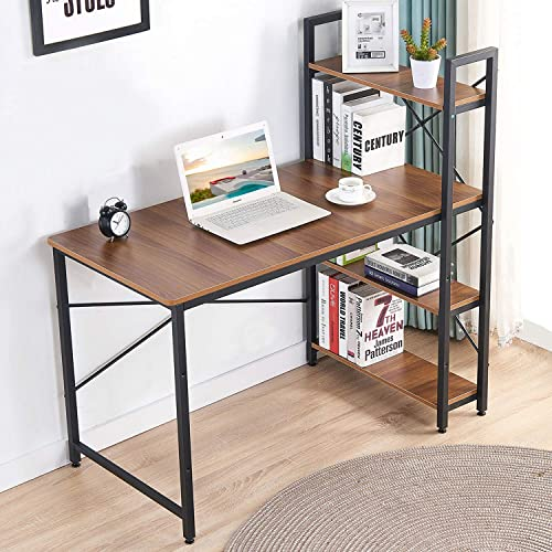 IBAMA Home Office Desk and Shelve