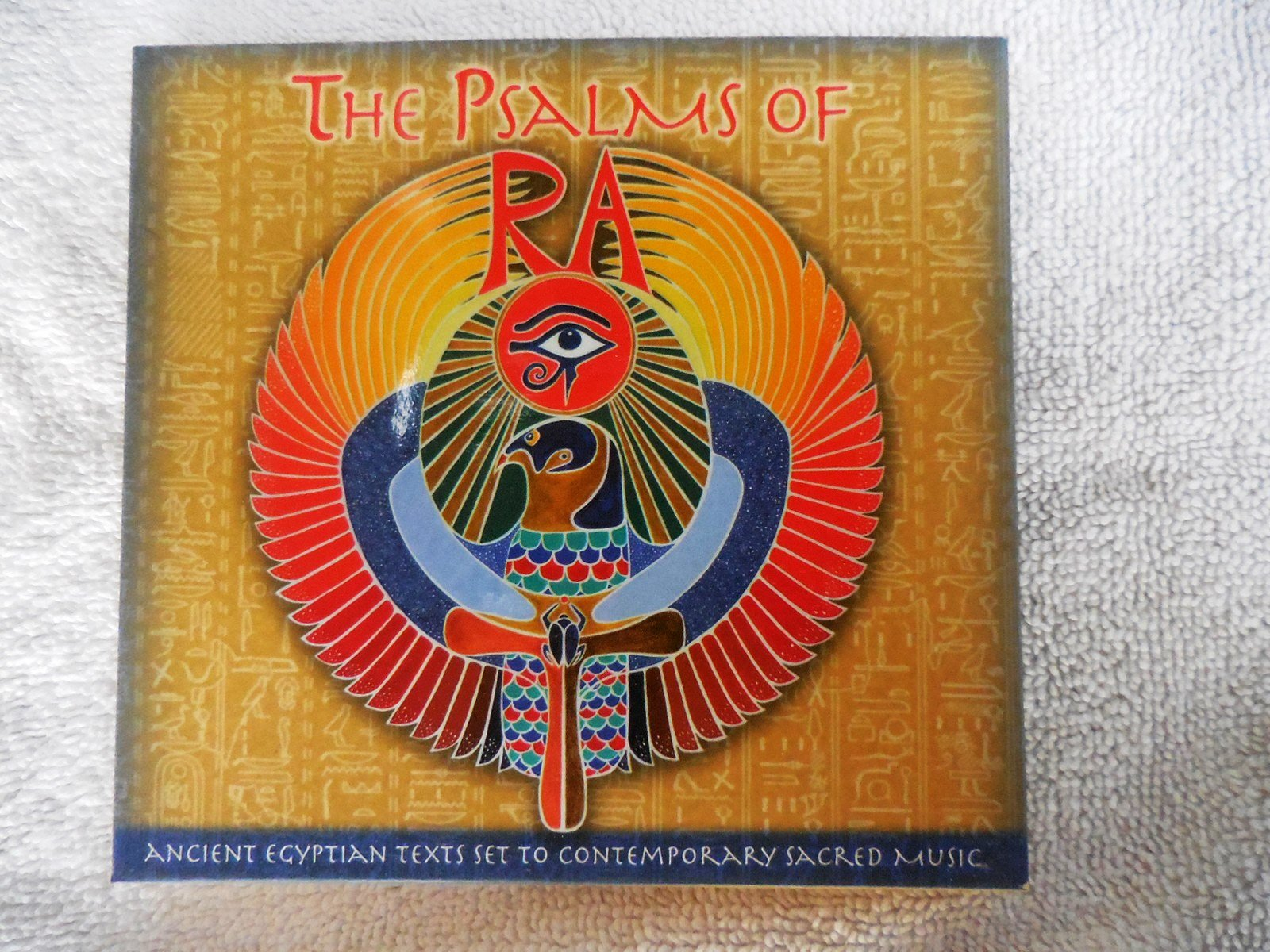 Psalms of Ra by CD Baby