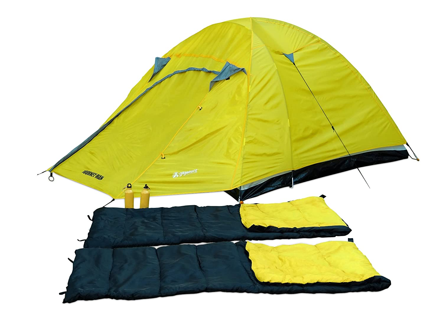 Amazon.com  GigaTent Journey Man Backpacking Tent Set  Sports u0026 Outdoors  sc 1 st  Amazon.com & Amazon.com : GigaTent Journey Man Backpacking Tent Set : Sports ...