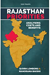 Rajasthan Priorities: analysing costs and benefits Kindle Edition