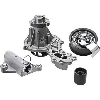Gates TCKWP317 Timing Belt Component Kit W/Water Pump