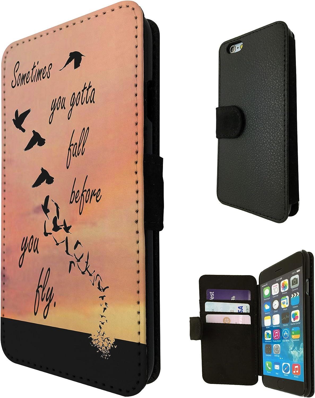 Funky Ohana significado granujería familia fresco diseño de moda tarjetero bolso cartera estilo Tpu piel Funda para iphone 6 cm 11,94 todos/iphone 4 4S iphone 6 Plus 13,97 cm // iPhone 5/5S/iphone