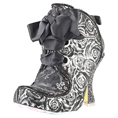 aae87a5cf8e71 Irregular Choice Baroness Womens Ankle Boots  Amazon.co.uk  Shoes   Bags