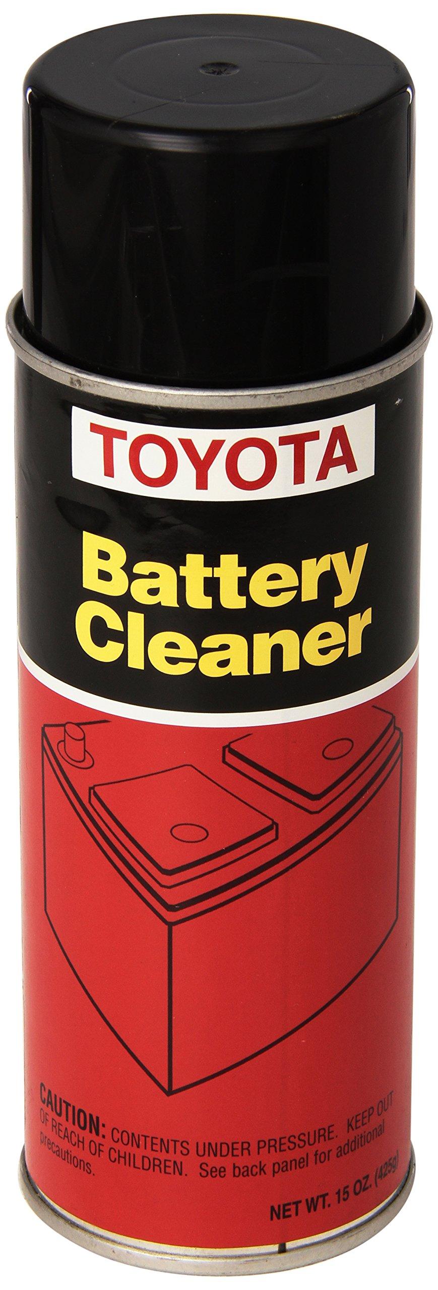 Toyota Genuine Fluid 00289-BTC00 Battery Cleaner - 15 oz. Can