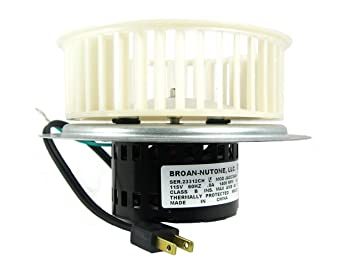 nutone 0696b000 motor assembly for qt100 and qt110 series fans nutone 0696b000 motor assembly for qt100 and qt110 series fans