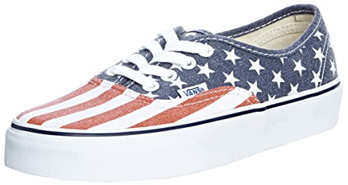Vans U Authentic - Zapatillas, color Stars & Stripes, talla 6.5 UK