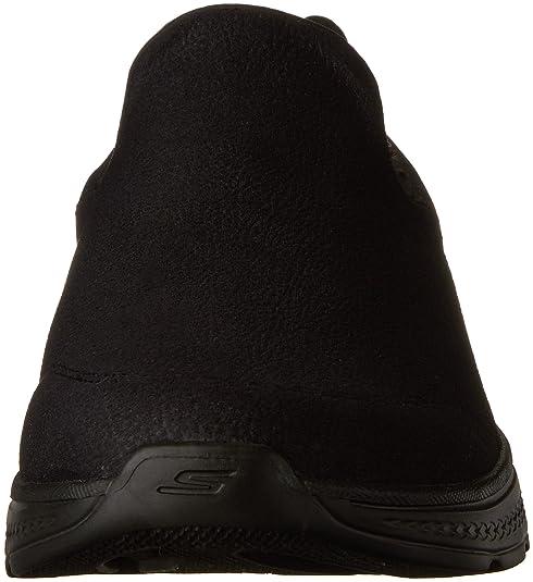 Skechers Slipper in Übergrößen Schwarz 54154BBK große Herrenschuhe