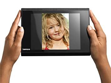Lenco Dpa 800 8 Digital Photo Frame Builtin Lithium Amazoncouk