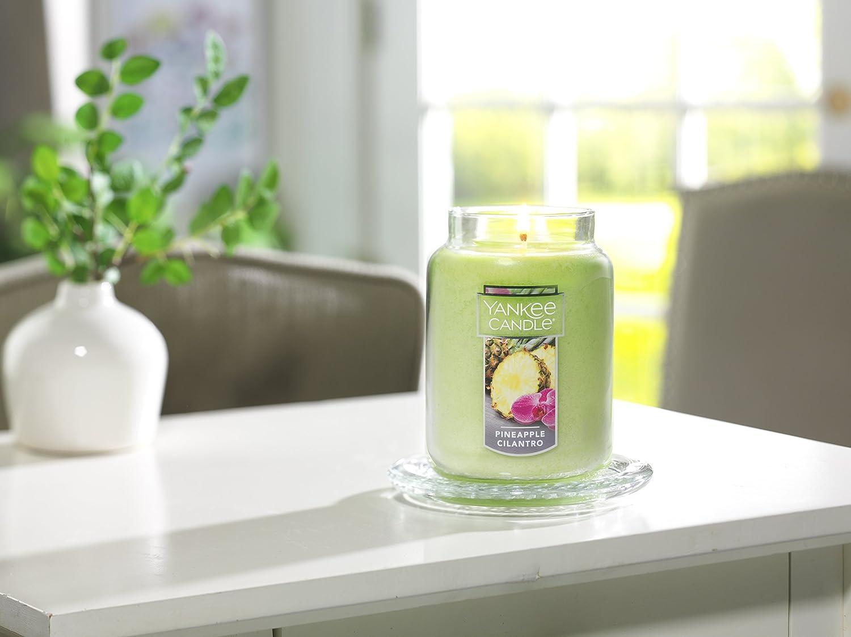 Yankee Candle Medium Perfect Pillar Candle Honey Clementine