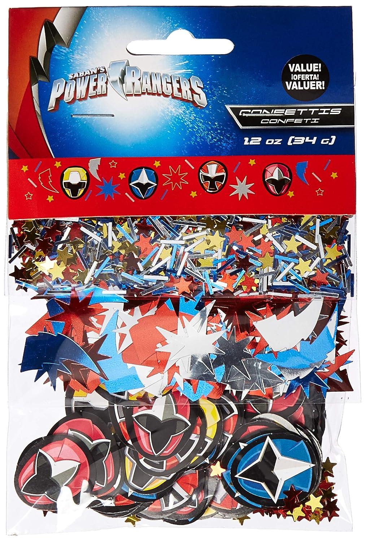 Amazon.com: Amscan 361723 Power Rangers Ninja Steel Value ...