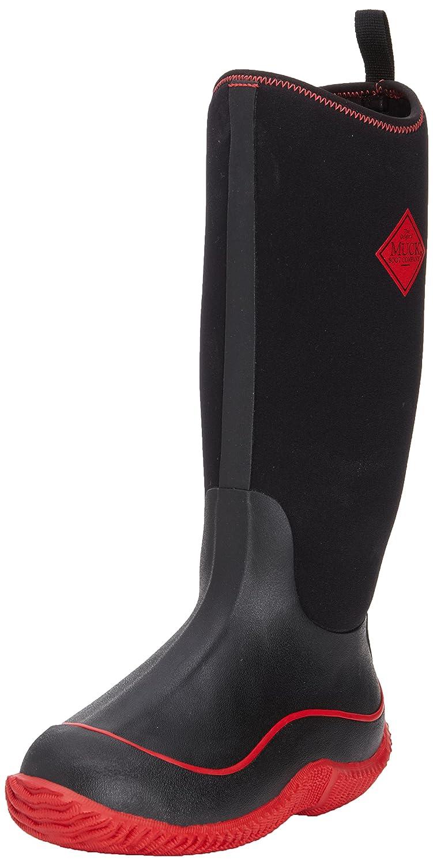 MuckBoots Women's Hale Plaid Boot B00IHW9X56 9 B(M) US Black/Red
