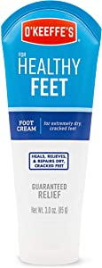 O'Keeffe's Healthy Feet Foot Cream, 3 ounce Tube