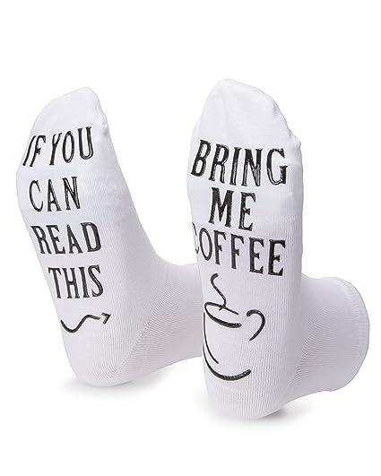 Review Bring Me Coffee Socks