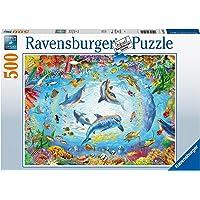 Ravensburger 16447 Cave Dive 500 Pieces Jigsaw Puzzle