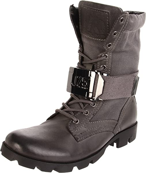 J75 by JUMP Mens Strong Lace-up Boot,Coal,7 ...