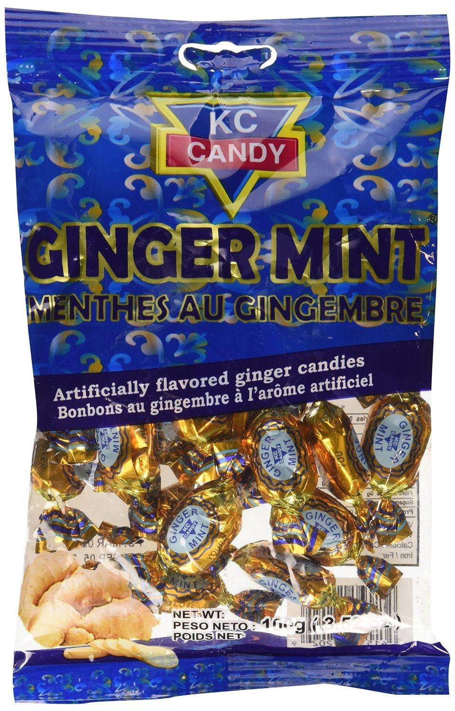 KC Ginger Mints (4 pack)