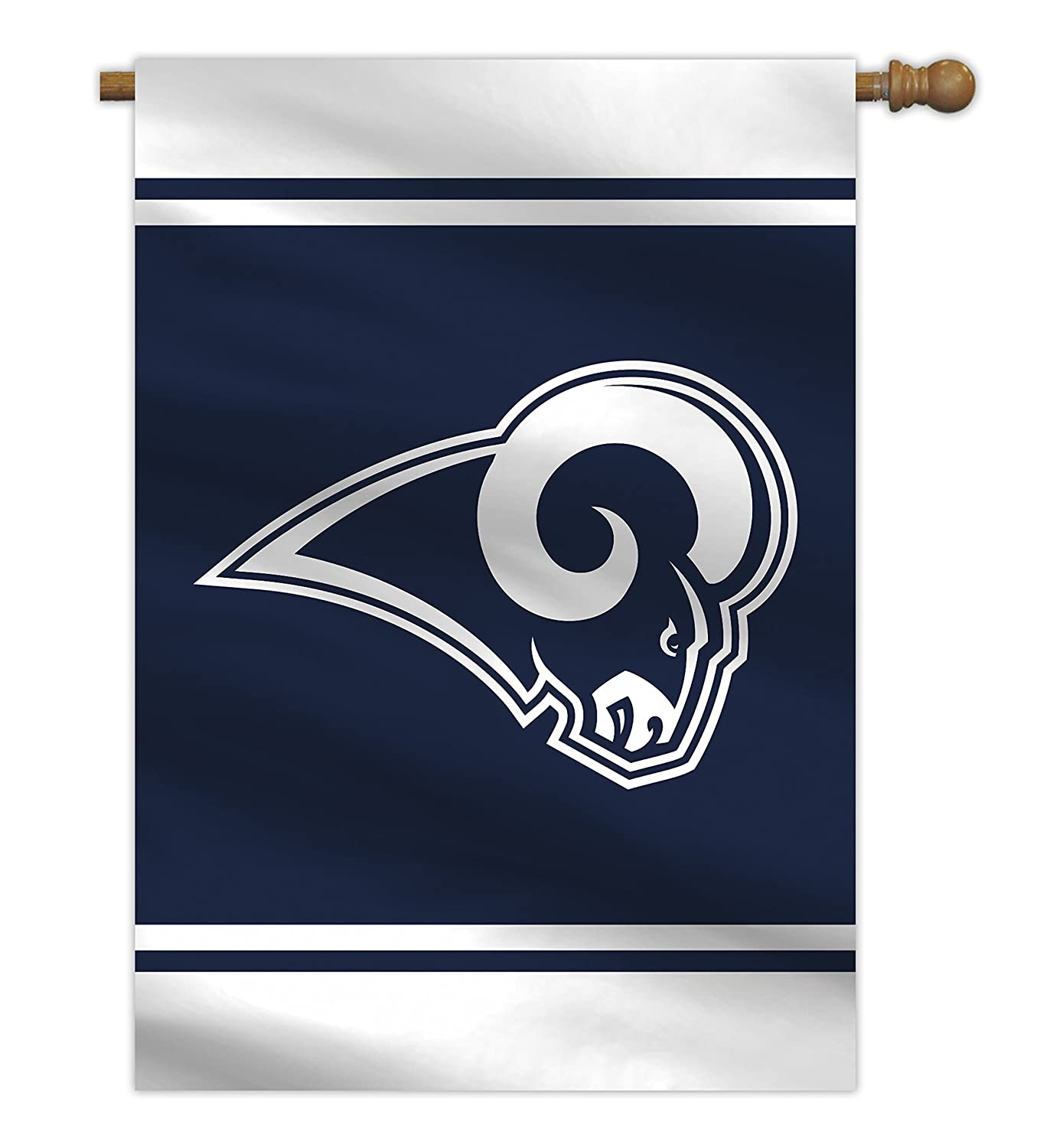 NFL House Banner 28 X 40 1- Sided BSI Products Inc. 94648B-P