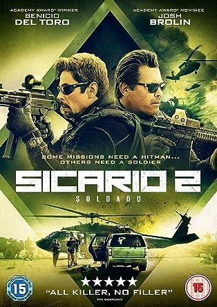 Amazon com: Sicario 2: Soldado [DVD] [2018]: Movies & TV