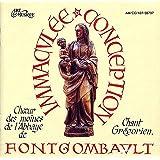 Chant grégorien - Immaculée Conception