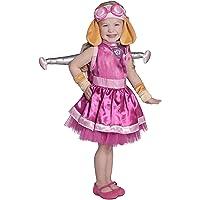 Princess Paradise Paw Patrol Skye Costume, Pink, X-Small