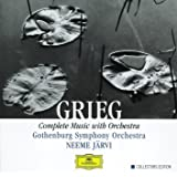 Grieg: Complete Music with Orchestra (6 CDs)