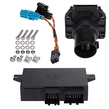 Fabulous Amazon Com Volkswagen 5N0055204Na Trailer Hitch Electrical Wiring Cloud Usnesfoxcilixyz