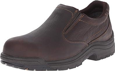 53534 TiTAN Safety-Toe Slip-On Loafer