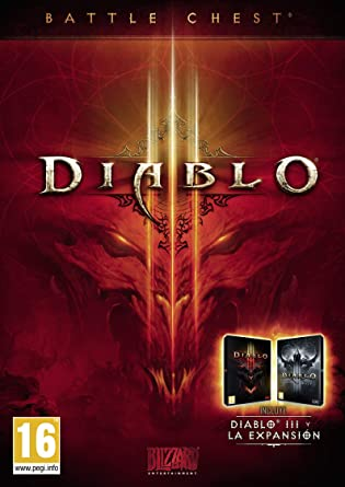 Diablo III: Battle Chest - Standard | Código Battle.net para PC ...