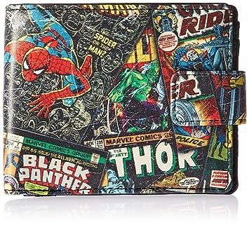 Marvel Comics para hombre negro tira de cómic fuera de ...