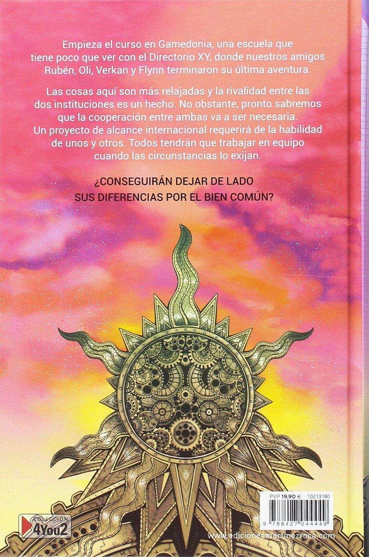 Escuela de gamers II. Gamedonia (4You2): Amazon.es: elrubius: Libros