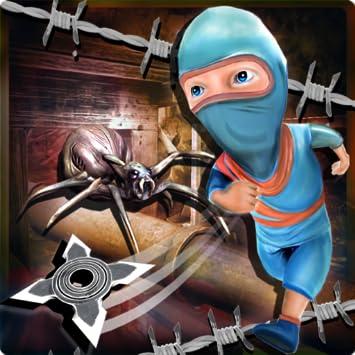 Amazon.com: Amazing Ninja Run: Appstore for Android