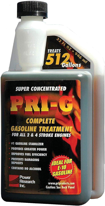 PRI-G Gasoline Treatment - 32 oz