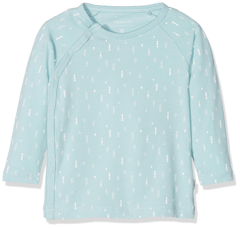 Name It Nbndelucious LS Wrap Top Noos, T-Shirt Unisex-Bimbi 13162280
