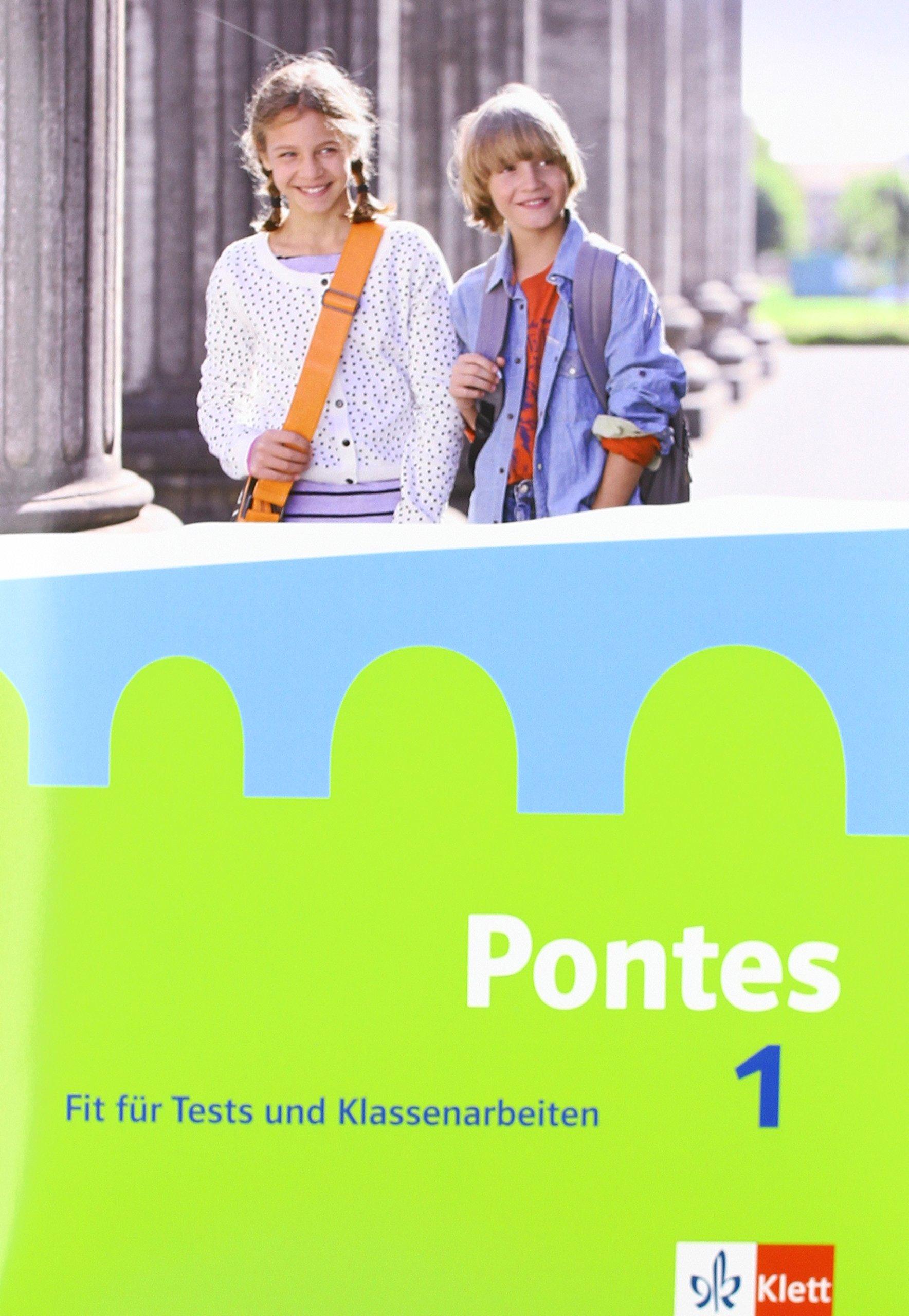 Pontes 1: Fit für Tests und Klassenarbeiten. Arbeitsheft mit Lösungen 1. Lernjahr (Pontes. Ausgabe ab 2014) Broschüre – 1. Juli 2014 Klett 3126223109 Schulbücher Latein