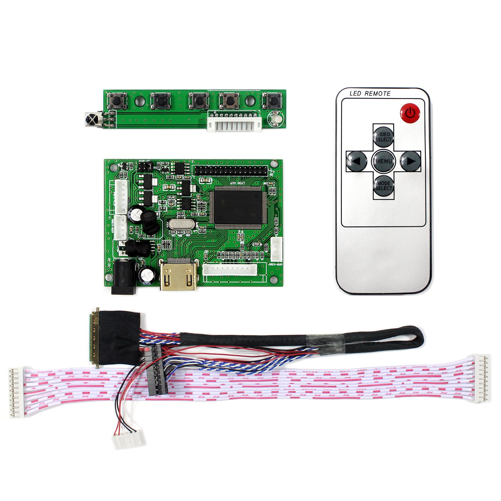 VSDISPLAY HDMI LCD Controller Board Work For 14'' 15.6'' LTN140AT02 LP156WH4 B156XW02 1366x768 40Pin LCD Panel by VSDISPLAY (Image #2)