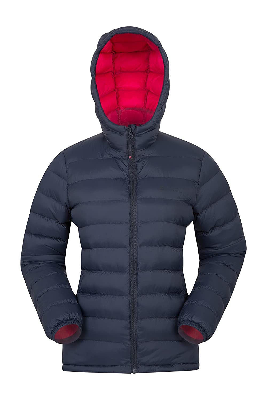 Mountain Warehouse Seasons Womens Jacket - Padded Ladies Coat