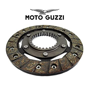 Disco Embrague completo original Moto Guzzi gu050844305: Amazon.es: Coche y moto