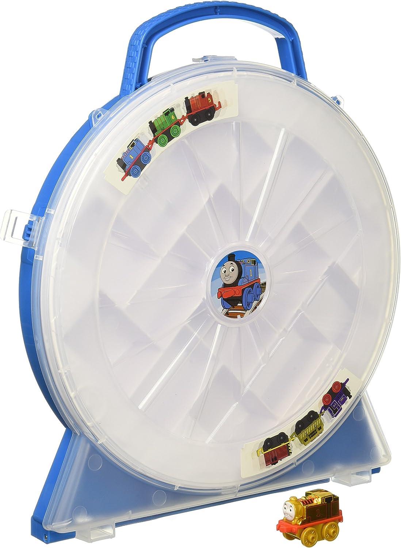 Thomas & Friends - FCN60. Estuche - Porta vehículos.: Amazon.es: Juguetes y juegos