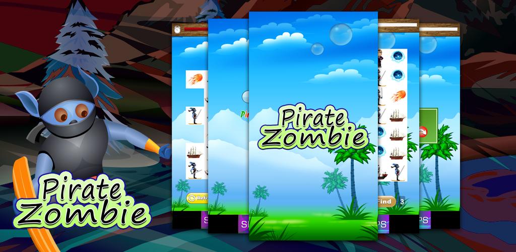 Ninja Zombie Pirates Ship Games for Little Kids Free: Amazon ...