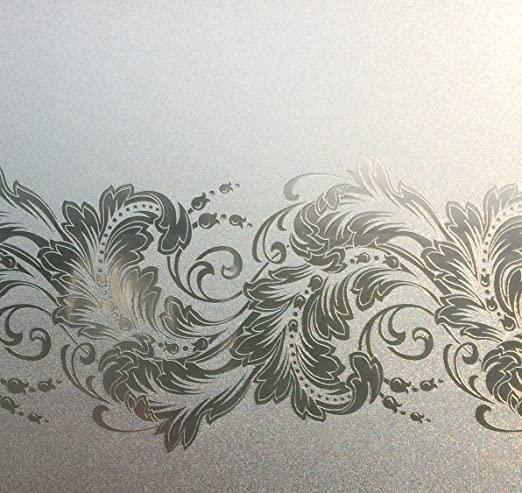 estática Ventana pantalla Lámina desplazamiento Vitro ...