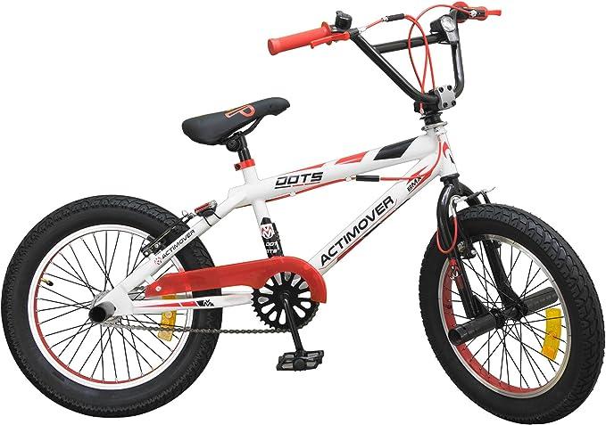 18 Pulgadas BMX freestyle bike actimover bicicleta blanco de color ...