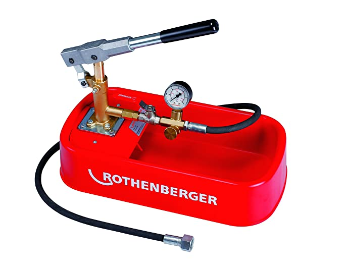 4 opinioni per Rothenberger RP30- Pompa per testaggio di impianti