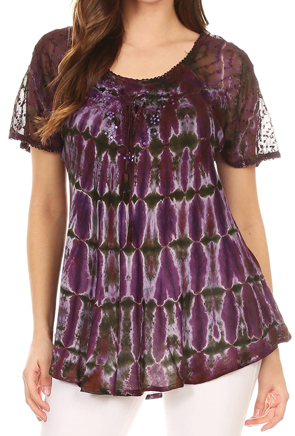 58a9a35652b OS: [(Fits Approximate Top Size US 0-2X, UK 6-24, EU 34-52) Max bust size:  48 inches (122cm), Length: 25.5 inches (65cm)]. OSP: [(Fits Approximate Top  Size ...