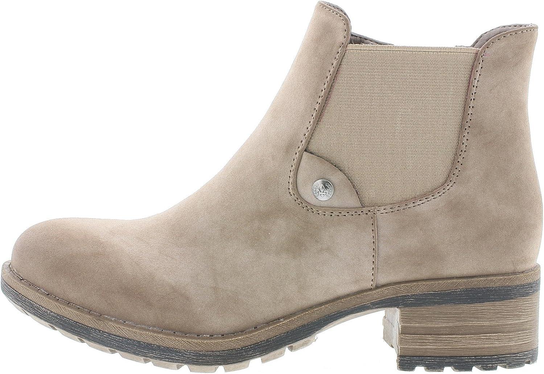 Rieker Damen Chelsea Boots 96860,Frauen Stiefel,Halbstiefel 962ny