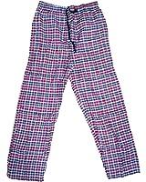 Mens Lightweight Woven Cotton Lounge Pants By Essential Sleepwear 10062