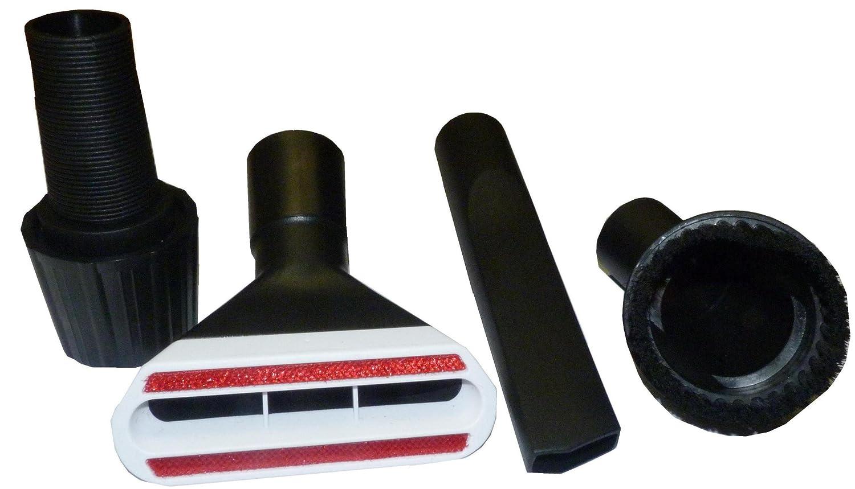 Acquisto Mister vac A349 Set di spazzole per aspirapolvere con adattatore universale, 30-39 mm, per tutte le aspirapolveri con attacco rotondo Prezzo offerta