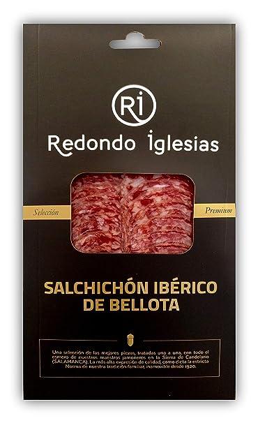 Salchichón Ibérico de Bellota Formato Prestigio / 2x Bandejas de 100g
