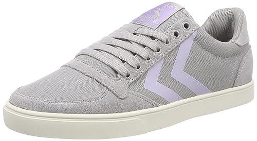 Hummel Slimmer Stadil HB Low, Zapatillas para Mujer: Amazon.es: Zapatos y complementos